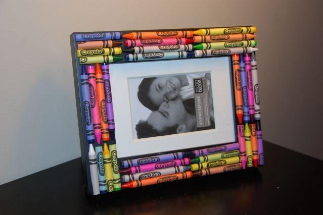 photo frame craft ideas