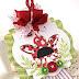 Whimsical Ladybug Tag