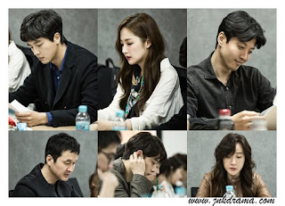 Yeon Woo-Jin, Park Min-Young, Lee Dong-Gun, Chansung ('2PM'), Jang Hyun-Sung, Do Ji-Won, Son Eun-Seo, Kang Shin-Il & Park Won-Sang.