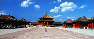 พระราชวังหลวงเสิ่นหยาง (Shenyang Imperial Palace)
