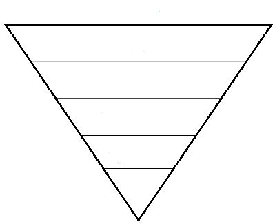blank pyramid template - Onwebioinnovate