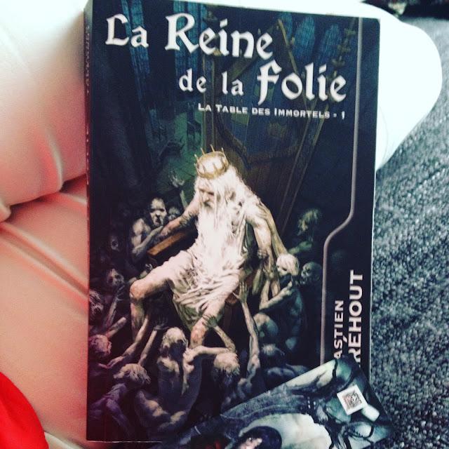 Chronique littéraire La table des Immortels par Mally's Books