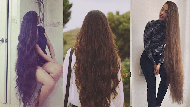 وصفات لتطويل الشعر سهلة وسريعة