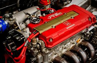Honda B18C DOHC Vtec Engine