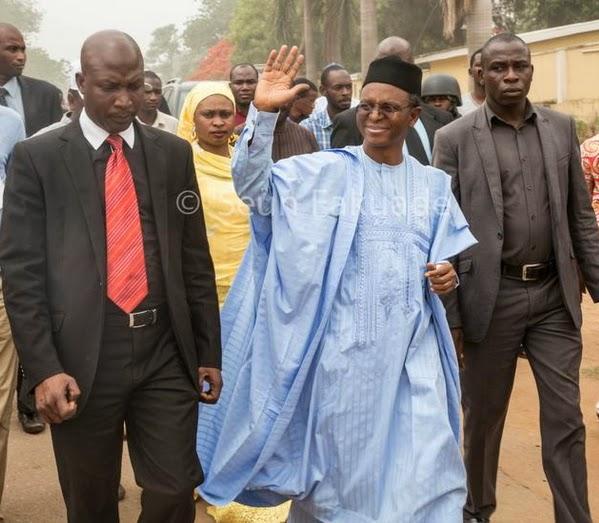 kaduna state governorship elections 2015 results