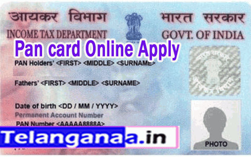 How to apply for the PAN card in Kerala