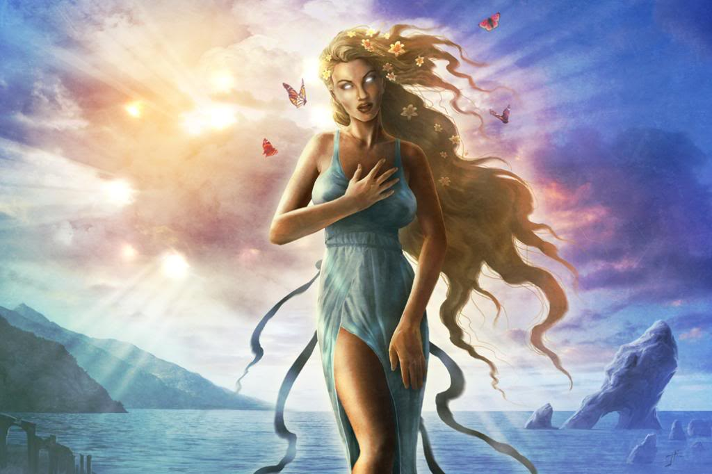 Afrodite, Deusa Grega do Amor e da Beleza
