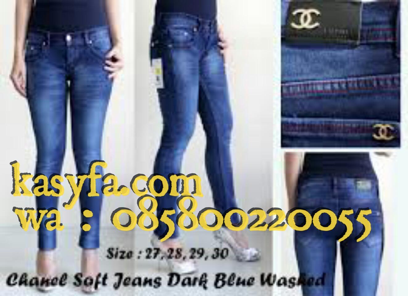 Jual Celana Jeans Wanita Murah Berkualitas - ''KASYFA SHOP''