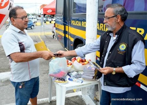 Santa Cruz do Capibaribe e Recife recebem ação do MPT e da PRF de combate ao trabalho escravo