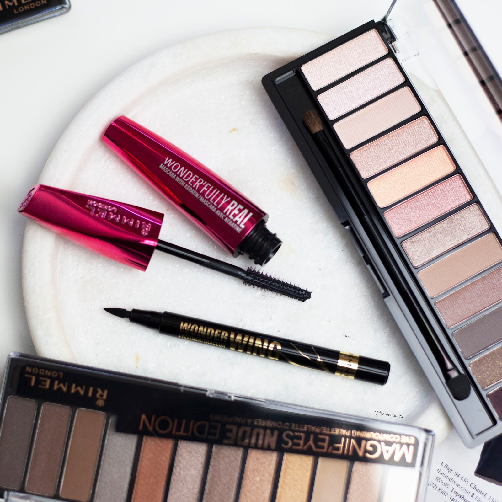 Rimmel London New Eye Products