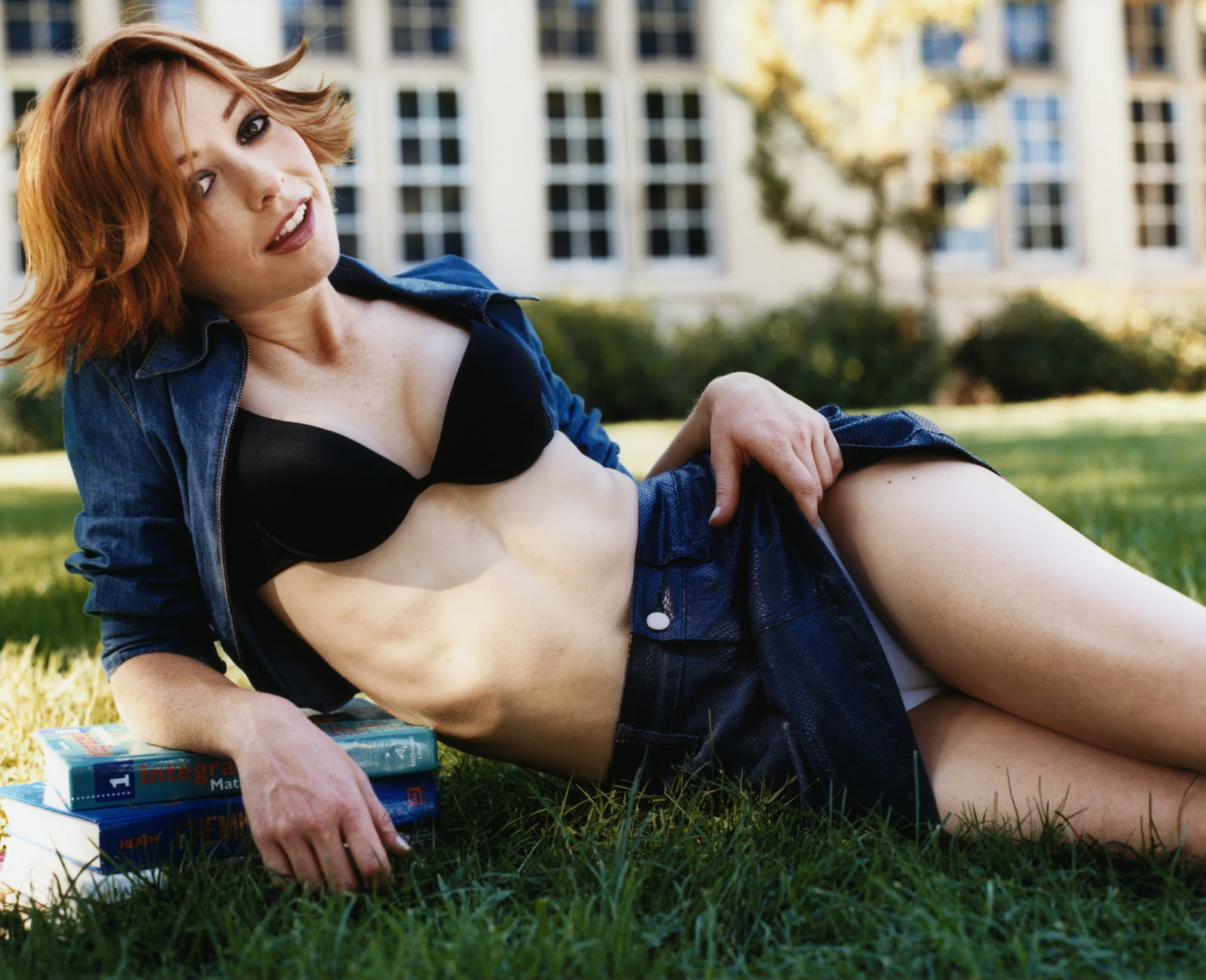 Alyson Hannigan Photoshoot fertyles: alyson hannigan - fhm uk photoshoot 2001