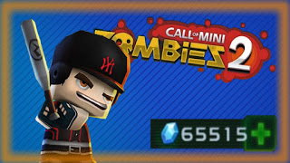 Game Call of Mini™ Zombies 2 v2.1.3 Mod Apk (Unlimited Crystal)