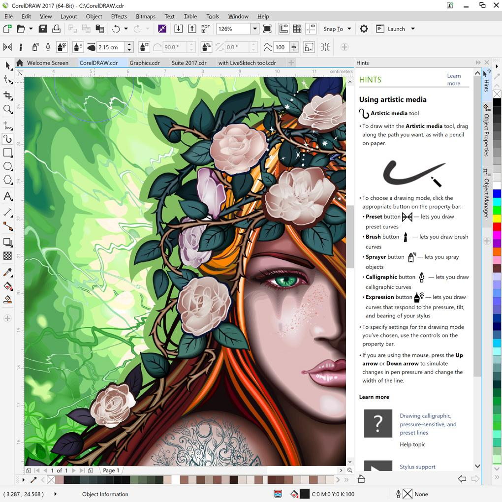 how to crack corel draw 2017
