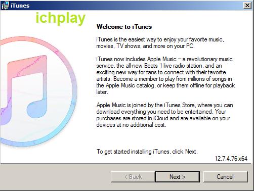 Tải iTunes 12.7.4 mới nhất (64 bit & 32 bit) Cho Win 7 10 8 8.1 XP rất dễ dàng 7