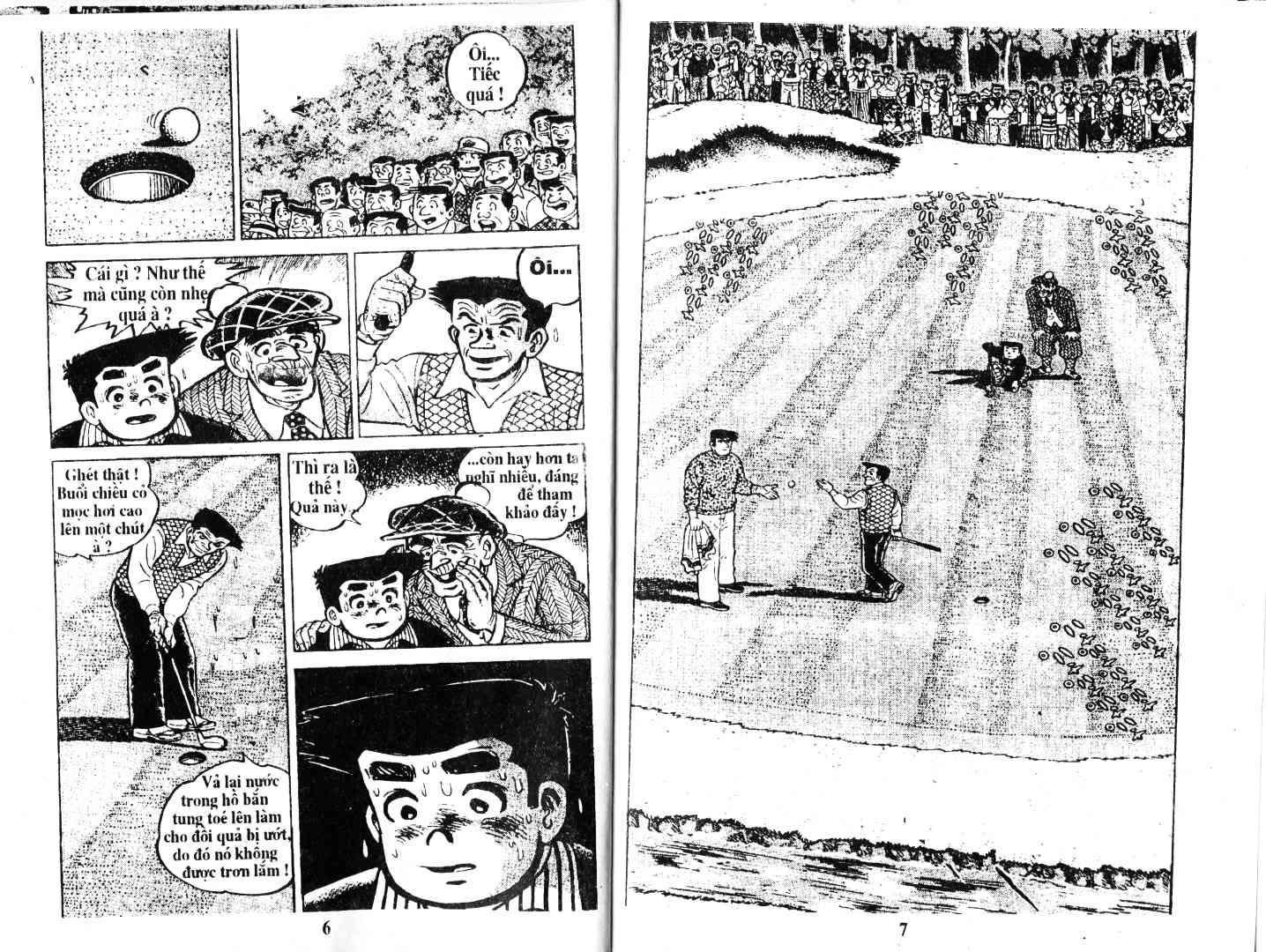 Ashita Tenki ni Naare chapter 52 trang 2