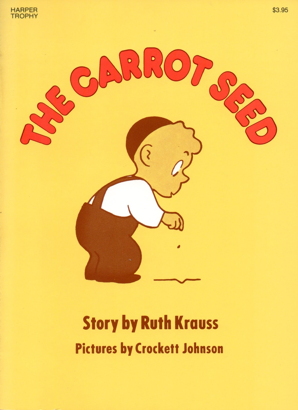 Pink House Studio The Carrot Seed