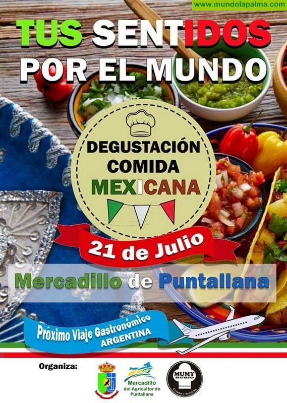 Mercadillo Municipal de Puntallana - México