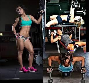 Ejercicios para agregar a una rutina de gimnasio para mujeres