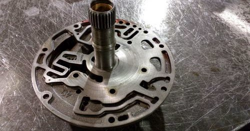 What Does A Torque Converter Do >> Inside the Blue Building: How To Tell If Your Transmission ...