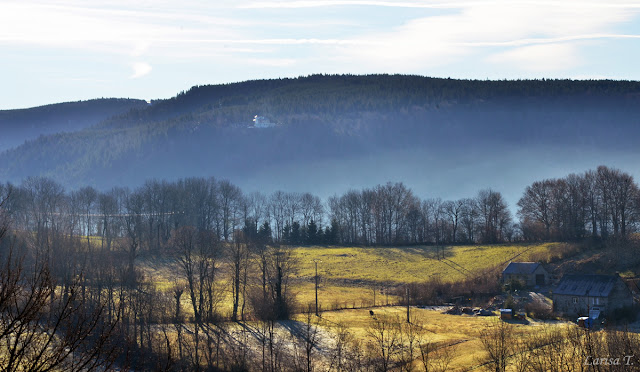 Masivul Central Francez Auvergne Franta