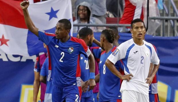 Panamá derrotó 2-1 a la selección de Nicaragua en el Grupo B de la Copa de Oro 2017