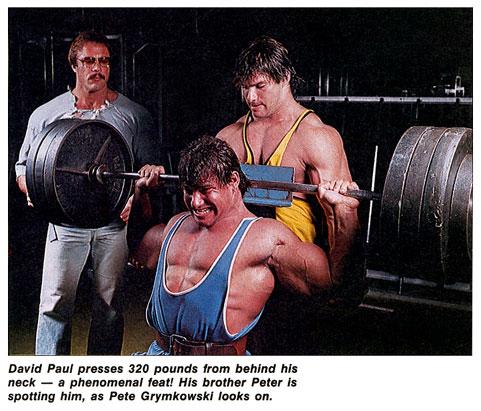 David Und Peter Paul Tot