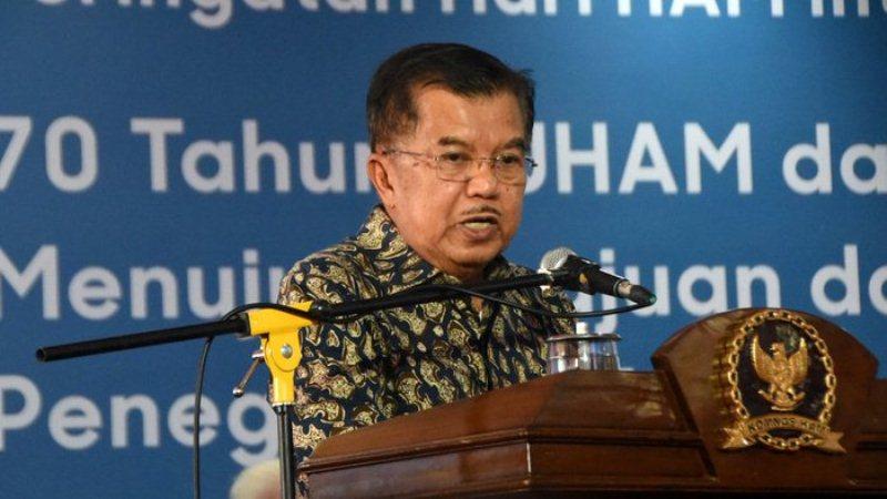 Wapres JK Tugaskan Menteri PUPR Bikin Standar Rumah