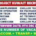 GOVT. PROJECT RECRUITMENT TO KUWAIT | APPLY NOW