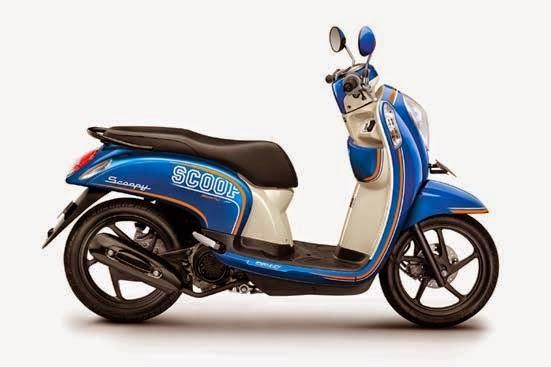 Kelebihan dan Kekurangan Motor Matic Honda Scoopy eSP