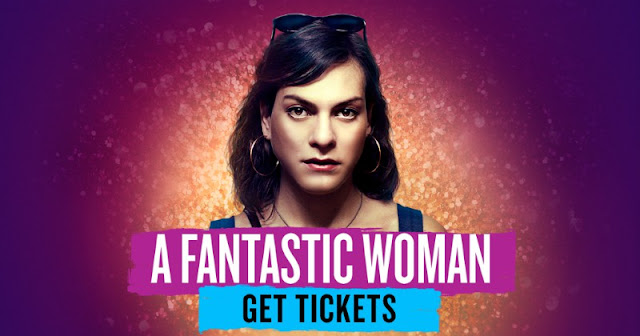 A FANTASTIC WOMAN - WINNER