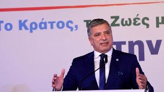 Γ.Πατούλης: Ψηφίσθηκε το χειρότερο νομοσχέδιο στην ιστορία της ευρωπαϊκής Αυτοδιοίκησης