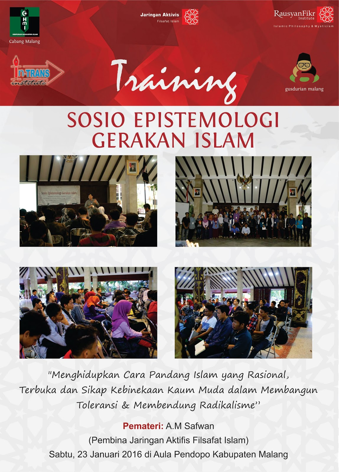 Training di Malang