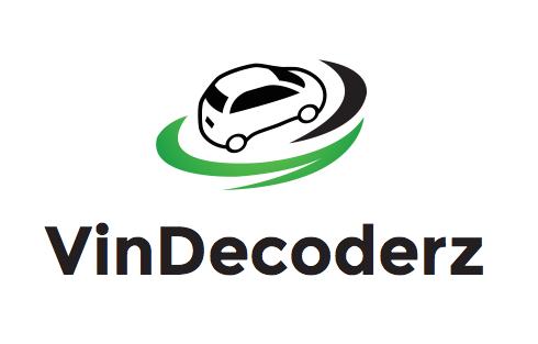VinDecoderz has a free VIN code lookup ~ GizmoEditor com