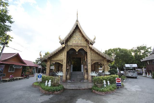 Tempio Wat phraising-Chang Mai