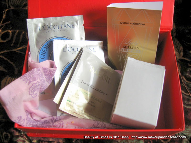 Review of My Envy Box of December 2014