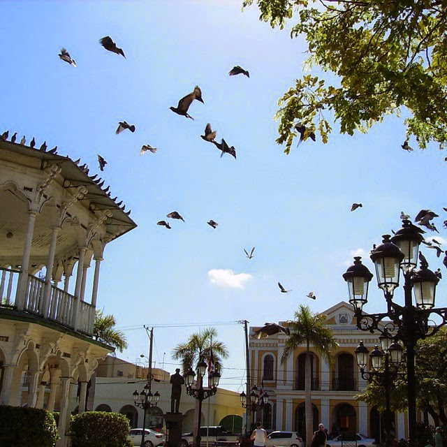 City Centre - Dominican - copyright Chrystal Scales