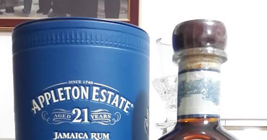 Appleton Estate Aged 21 Years Jamaica Rum