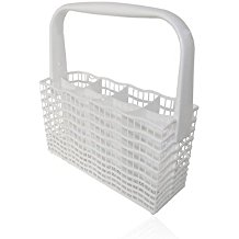 Zanussi Slimline Dishwasher Cutlery Basket White