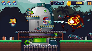 Download Metal Shooter Run and Gun MOD APK