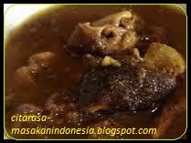 Resep Dan Cara Membuat Gecok Sapi Tradisional Lezat Aneka Resep Masakan Indonesia