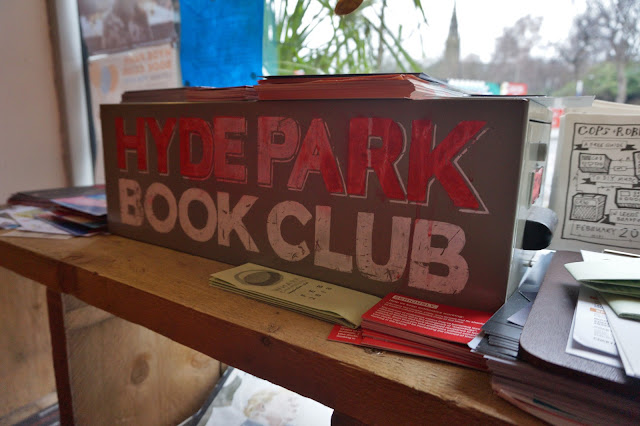 Hyde Park Book Club Leeds