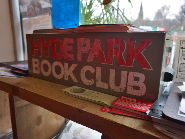 Hyde Park Book Club turns two