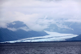 Merrill Weber Kenai Fjords National Park boat tour