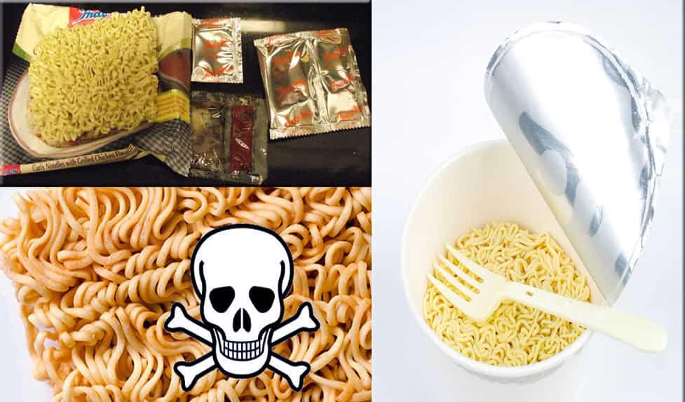 Bahaya Makan Mie Instan Sumber Penyakit Dan Picu Kematian