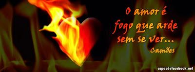 Resultado de imagem para amor é fogo que arde