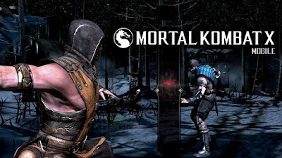 Download Game Android Gratis Mortal Kombat X apk + data