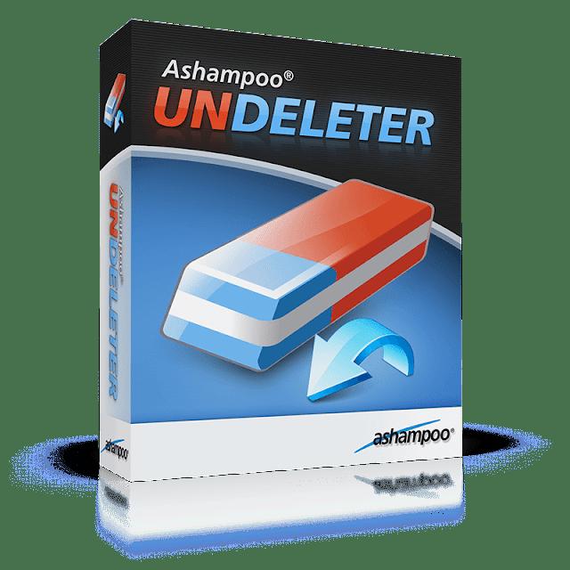 تحميل برنامج استعادة الملفات المحذوفة من الكمبيوتر Ashampoo Undeleter