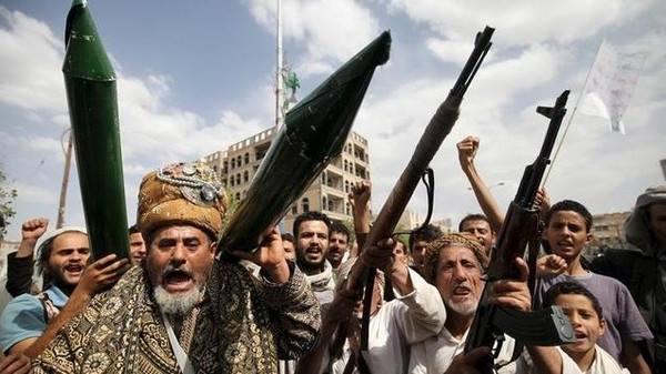 Pemberontak Houthi Yaman unjuk Kekuatan di Sana'a