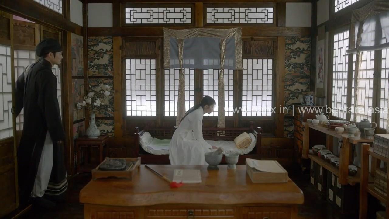 Sinopsis: Moon Lovers - Scarlet Heart Ryeo: Episode 12