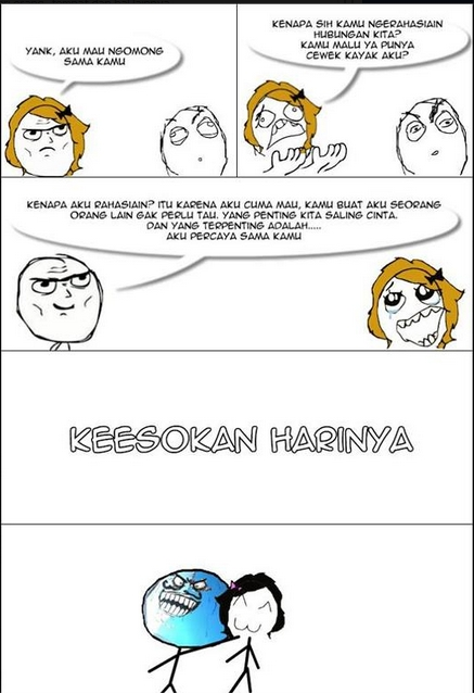 Kumpulan Foto Meme comic Lucu 2013 Terbaru
